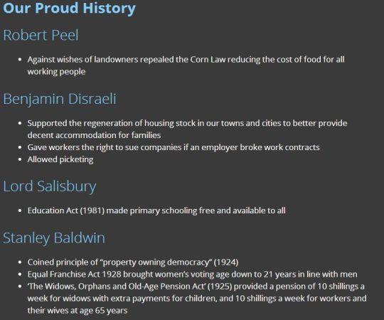 tiry union history