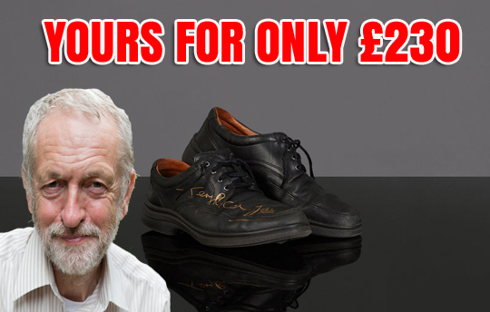 CORBYN SHOES