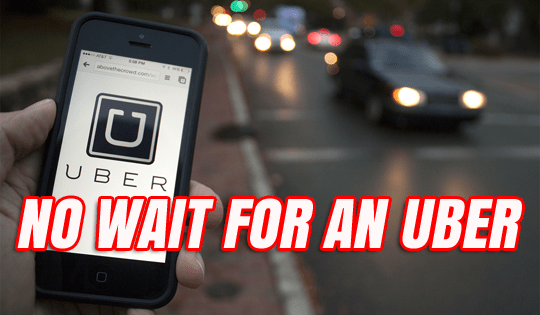 VICTORY! TFL SCRAPS SILLY UBER CRACKDOWN