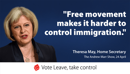 vote leave immigration