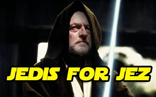jedis for jez