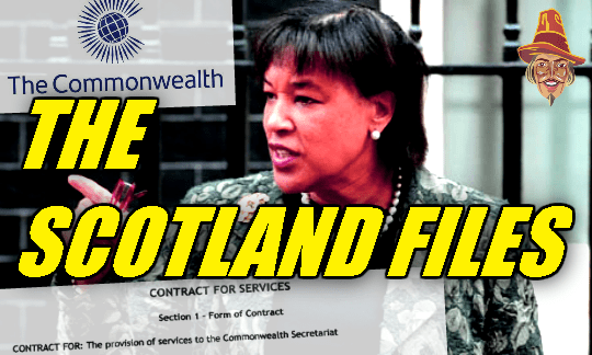 Baroness Scotland's Anti Corruption Lecture
