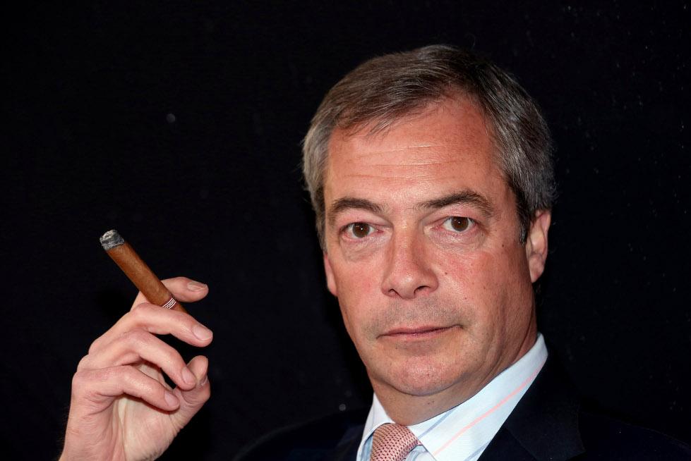 Farage vs Verhofstadt