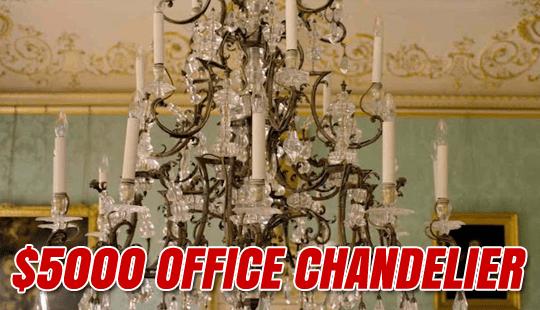 office-chandelier