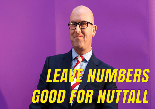 Core Labour Vote There For UKIP's Taking