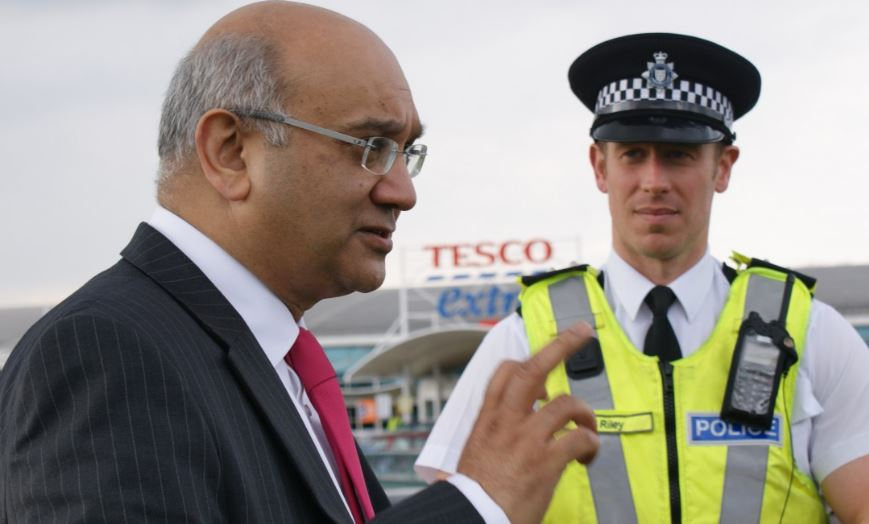 Vaz Reported to National Crime Agency Over His Finances