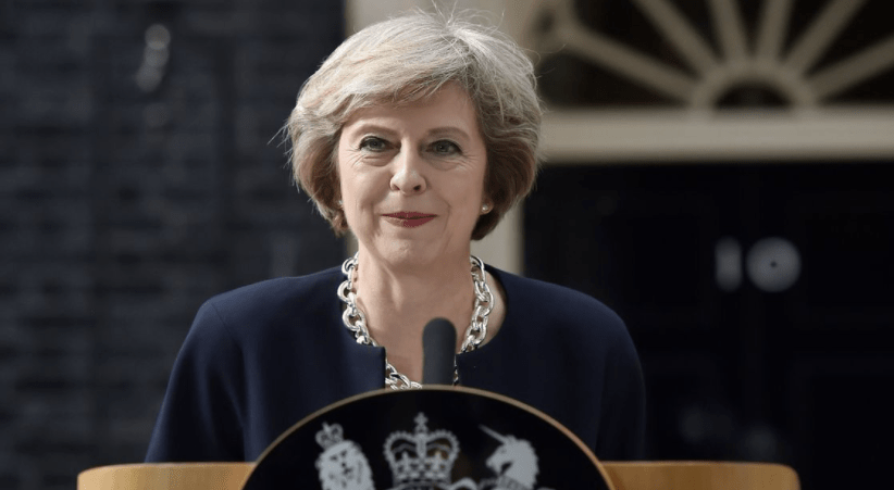 May Speech: Briefed Quotes