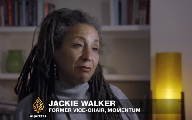Al-Jazeera Defends Jackie Walker