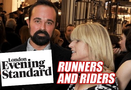 Standard Editor Runners & Riders