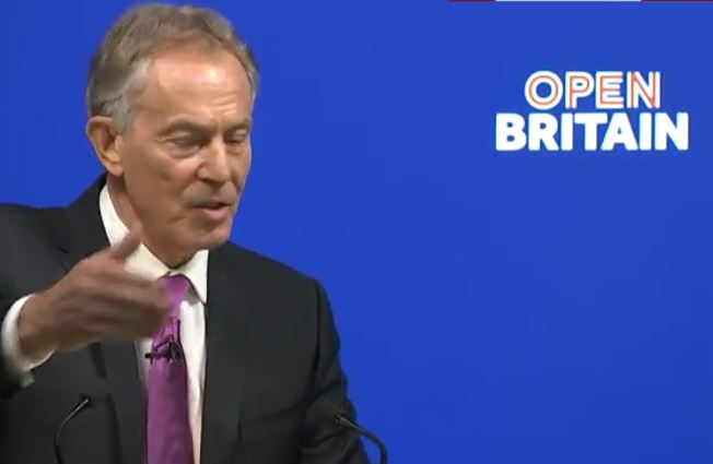 Labour Condemn Blair's Contempt for Democracy