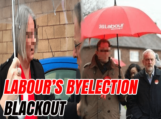 Labour's By-Election Blackout