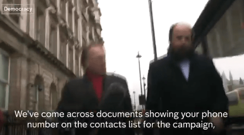 Watch: Nick Timothy Gets Crick'd