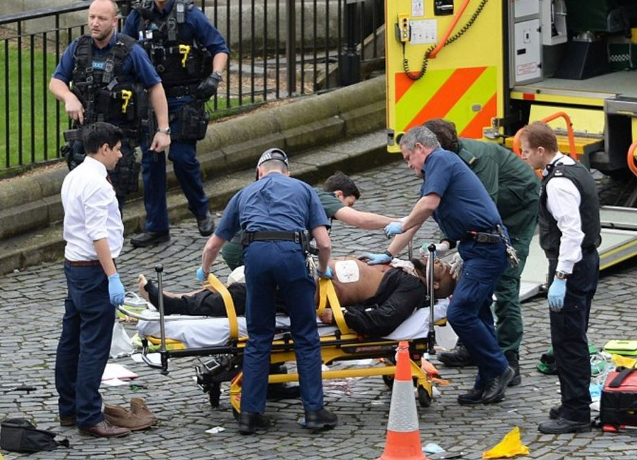 Westminster Attack – How it Happened