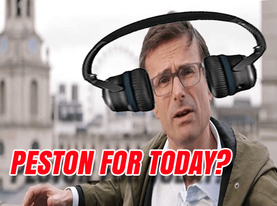 Radio 4 Gossips Link Peston to Today