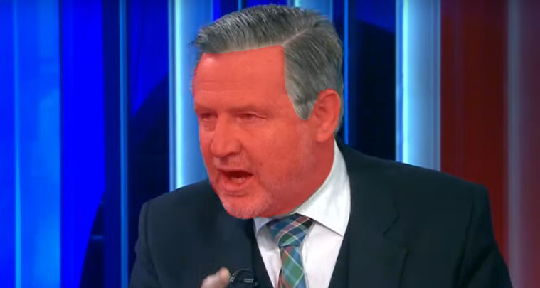 Watch: Barry Gardiner Loses It on Sky News