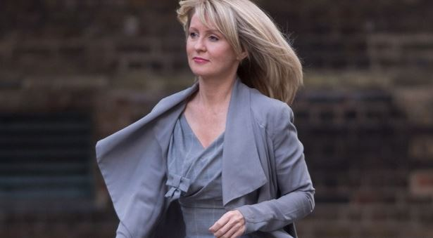 Esther McVey for Tatton