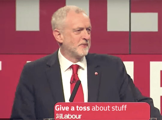 How to Speak Like a Corbynista