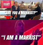 McDonnell Denies Being Marxist
