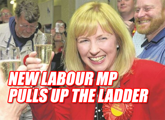 Anti-Grammar Labour MP Sent Sons to Grammar School