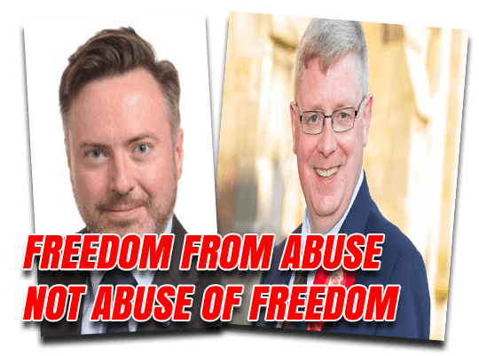 Freedom From Abuse Not Abuse of Freedom