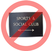 "Ban MPs from Sports & Social ""Safe Space"""