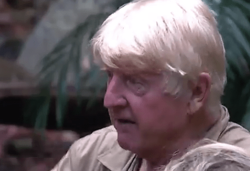 Stanley Steals Nation's Heart With Wife's I'm A Celeb Poem