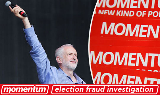 Law Breaking Momentum Fined Over 2017 Election