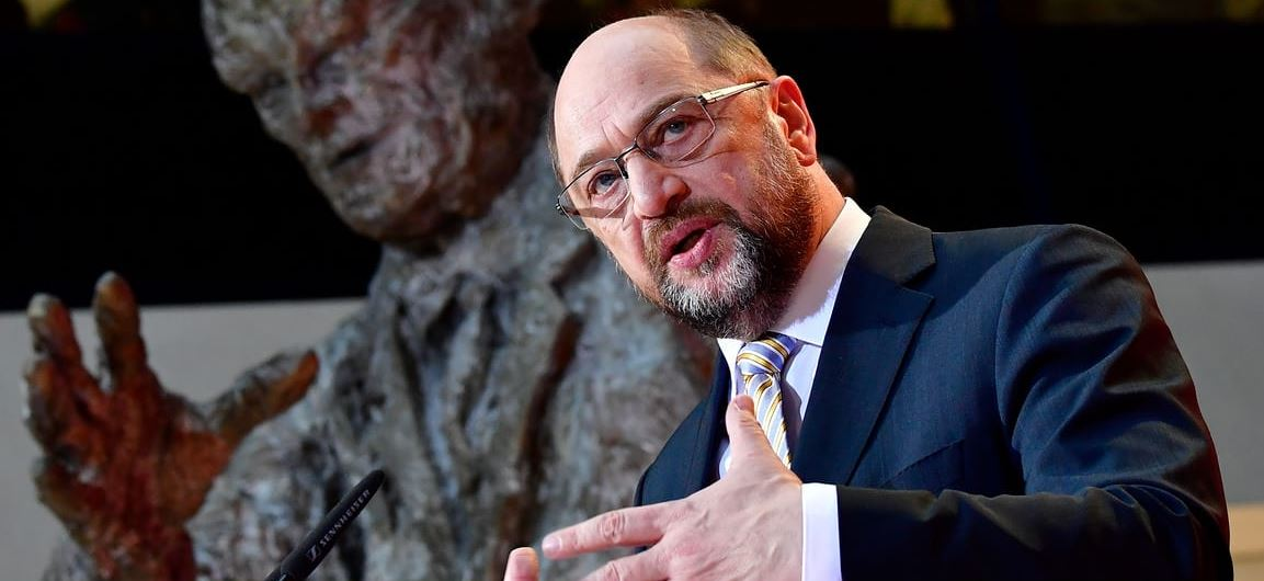 Schulz: Member States Must Accept United States of Europe Or Leave EU