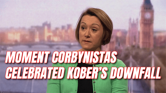 'She's Dead' – Corbynistas Celebrate Claire Kober's Downfall