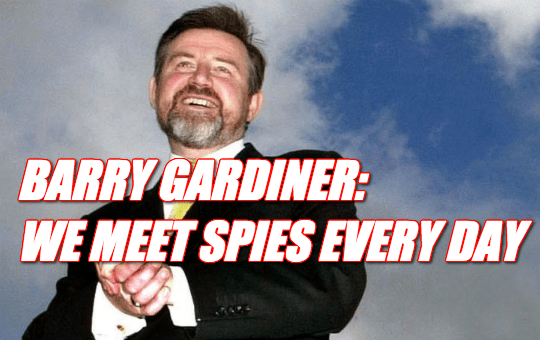 LISTEN: Labour MPs Knowingly Meet Foreign Spies Every Day