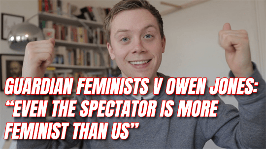 Owen vs Feminists