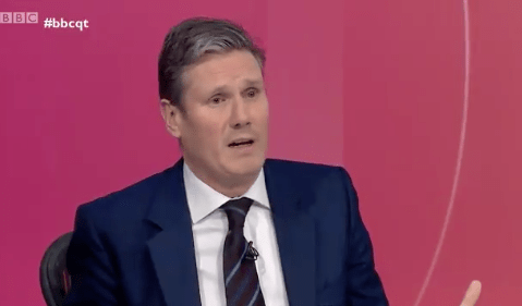 Now Starmer Abandons Jezza Over Russia