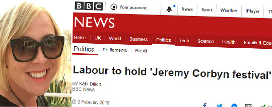 Labour Head of Broadcast Now Working For BBC News