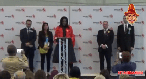 Kate Osamor Plagiarises Barack Obama Speech