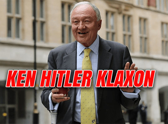 Days Since Ken Last Mentioned Hitler: 0