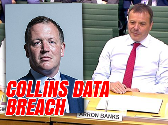 Collins Data Breach