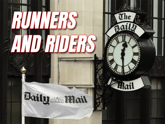 Mail Runners and Riders