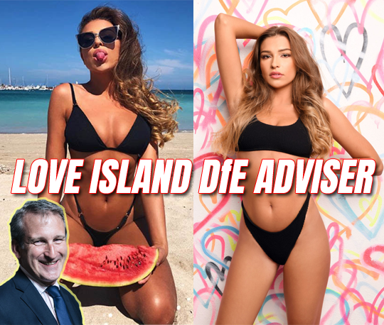 Meet Love Island DfE Adviser