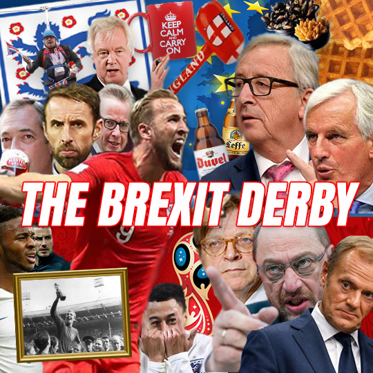 Brexit Derby Day
