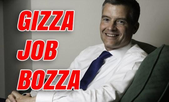 Gizza Job Bozza (Harper Edition)