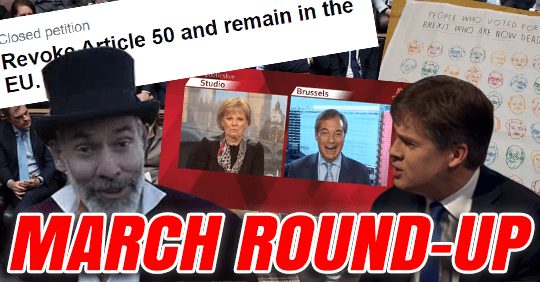 March: Brexit Crunch Time