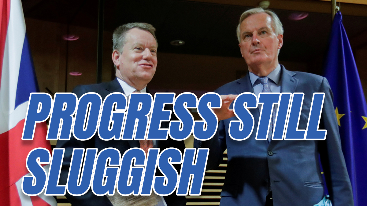 """Frost: """"Significant Differences"""" Remain in EU Negotiations"""