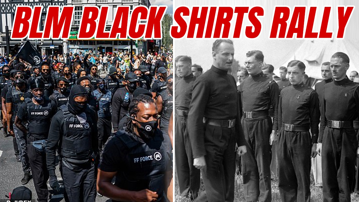 Brixton's Police Surrendered the Streets to Black-Shirted Paramilitaries