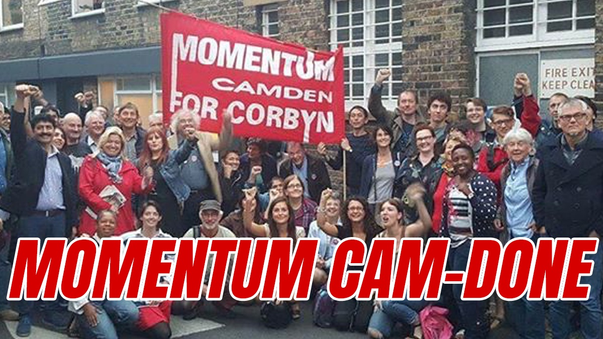Starmer's Own Momentum Branch Calls for Vote of No Confidence