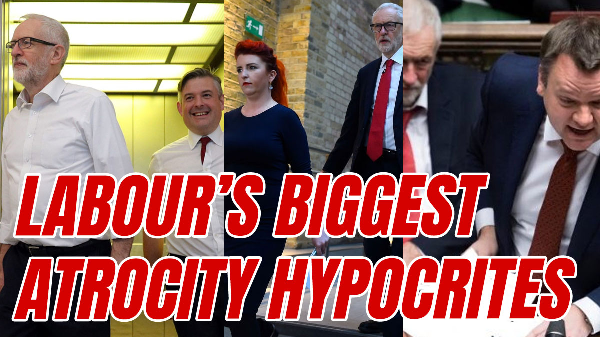 Labour's IRA and Genocide-Denial Hypocrisy