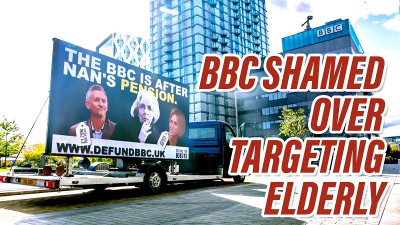 BBC Shamed Over Targeting the Elderly