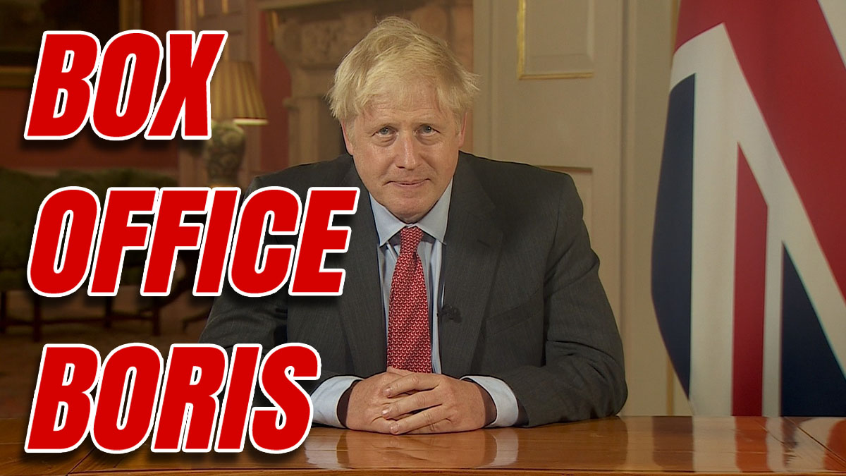 Almost 17 Million Watch Boris's Broadcast