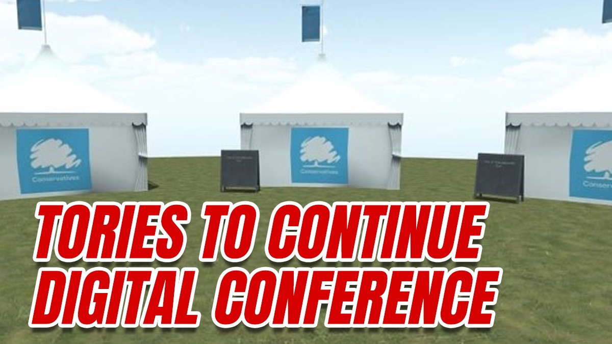Tories to Continue Offering Virtual Conference Option