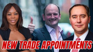 Trade Department Appoints Free Market Trio as Advisers
