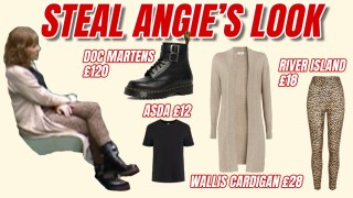 Steal the Look: Rayner PMQs Edition